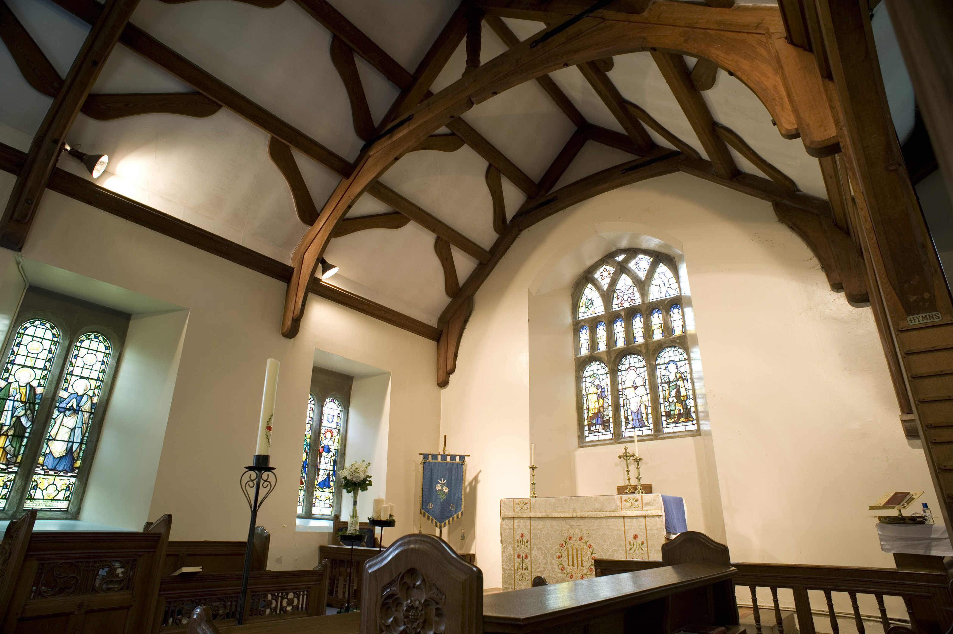 Free Image Of Church Interior