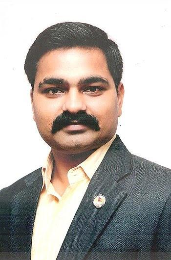 English: Abhishek Pratap Shah is a Nepalese po...