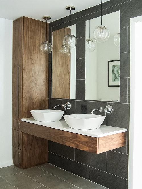 Modern Bathroom Design Ideas, Remodels & Photos