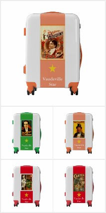 Vaudeville Luggage