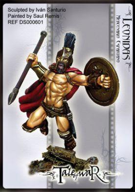 Leónidas, Spartan´s mercenary