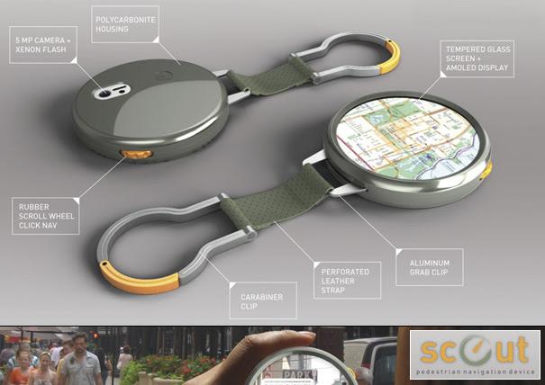 Pedestrian Navigation Device