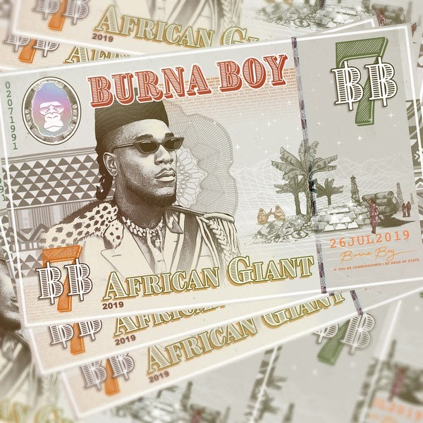 DOWNLOAD: Burna Boy – African Giant Album