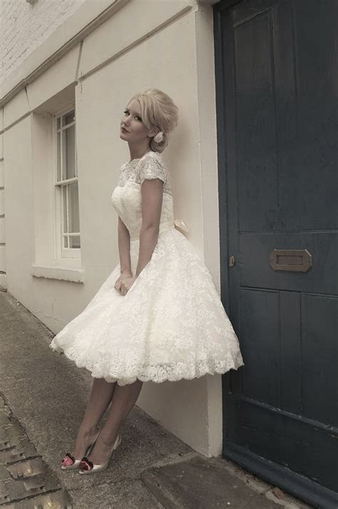 Best 25  Knee length wedding dresses ideas on Pinterest
