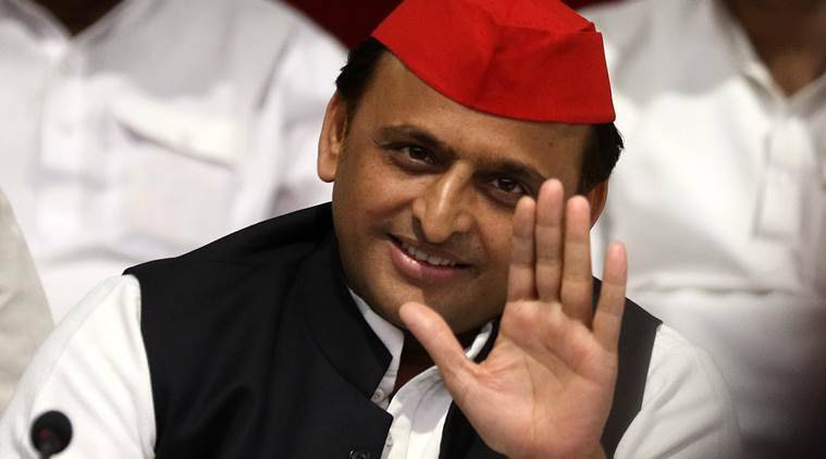 BJP trying to create discord between SP, BSP: Akhilesh Yadav