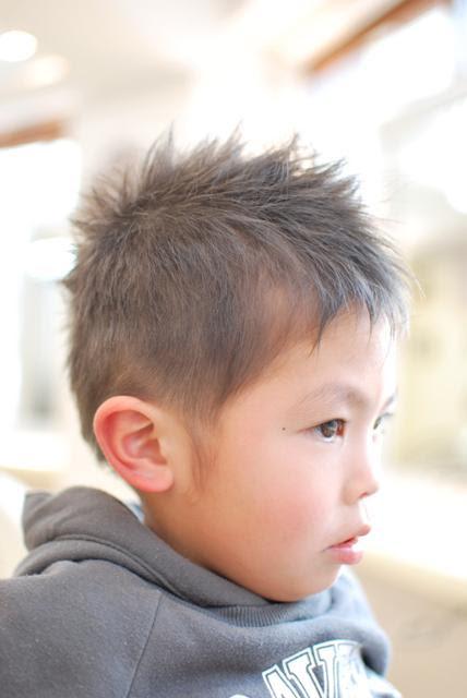 【2016年春版】ショート キッズのメンズヘアスタイル・髪型  - 男の子 ヘアスタイル ショート