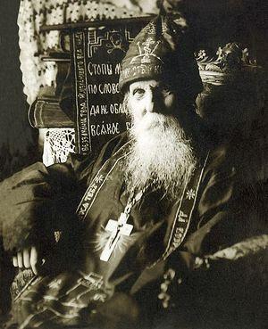 St. Seraphim of Vyritsa