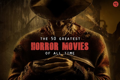 Top Scary Films Of All Time