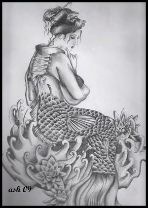 Maori Tattoo Bedeutung Japanese Geisha Tattoo Designs Tattoomagz