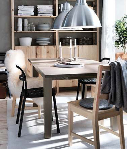 ikea dining room chairs