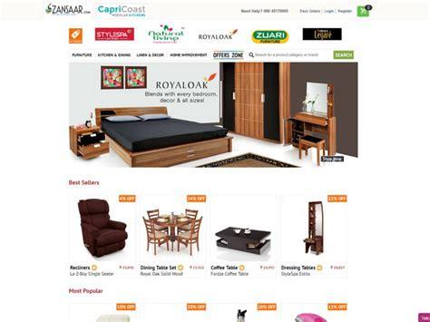 furniture websites  india