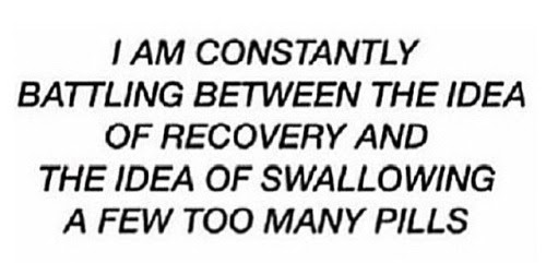 Love Quote Depressed Sad Suicide Drugs Hurt Alone Broken Fat I Miss