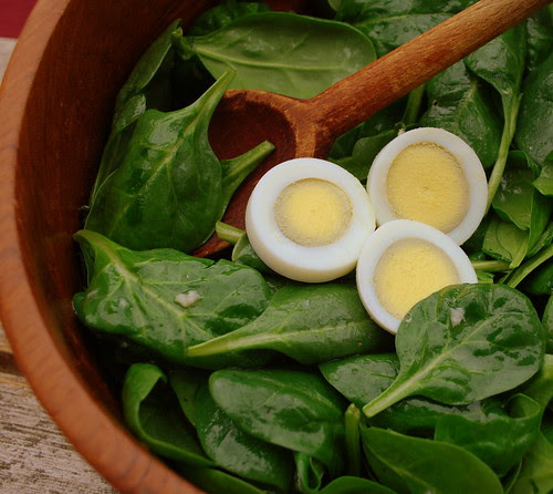 Spinach Salad CU