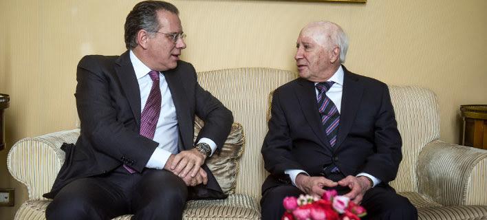 Τα'σπασε η ΝΔ με τον Νίμιτς: Εμείς δεν δεχόμαστε λύση σε δόσεις /Φωτογραφία: Eurokinissi