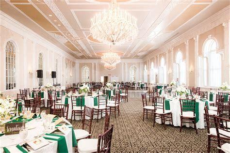 Berkeley Oceanfront Hotel   Asbury Park NJ Wedding Venue