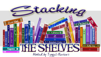 Stacking The Shelves, A weekly Meme hosted by Tynga's Reviews. Blog about the books we got in the past weeh.