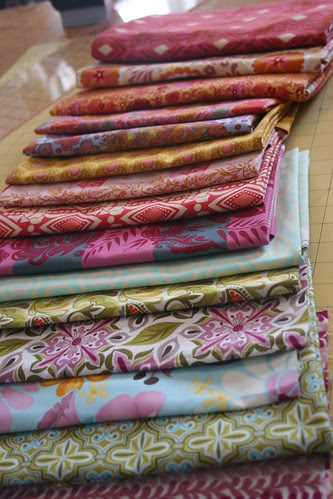 Valentine's Day Fabrics