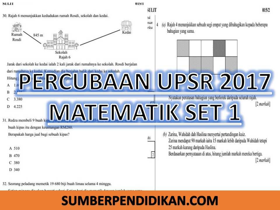 Kertas Soalan Matematik Spm Dan Skema Jawapan - Surat Rasmi P