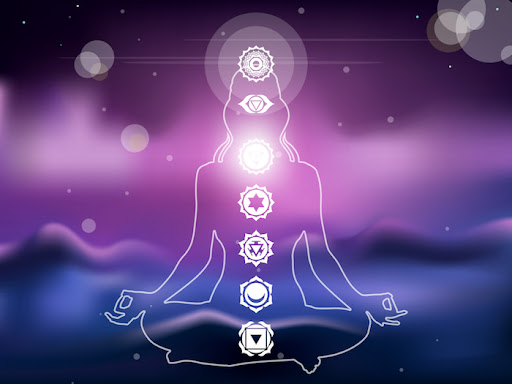 Image result for crystal light chakra therapy