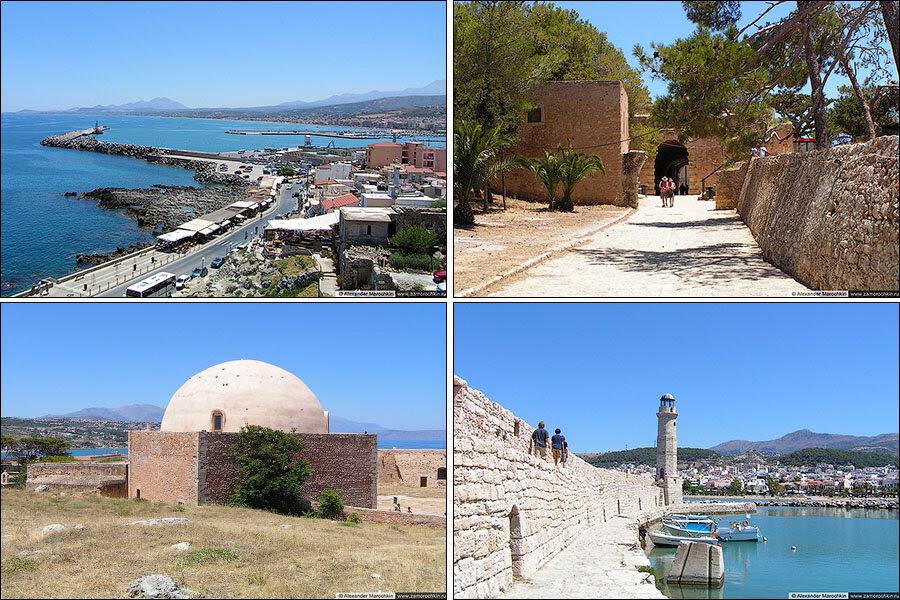 Ретимно (Рефимно, Ретимнон), Крит