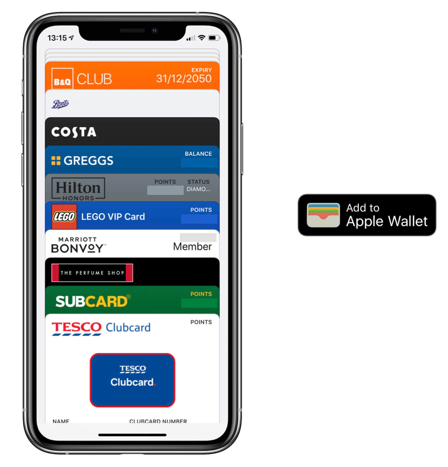 Which Loyalty Cards Can You Add To Apple Wallet?  Capital Matters