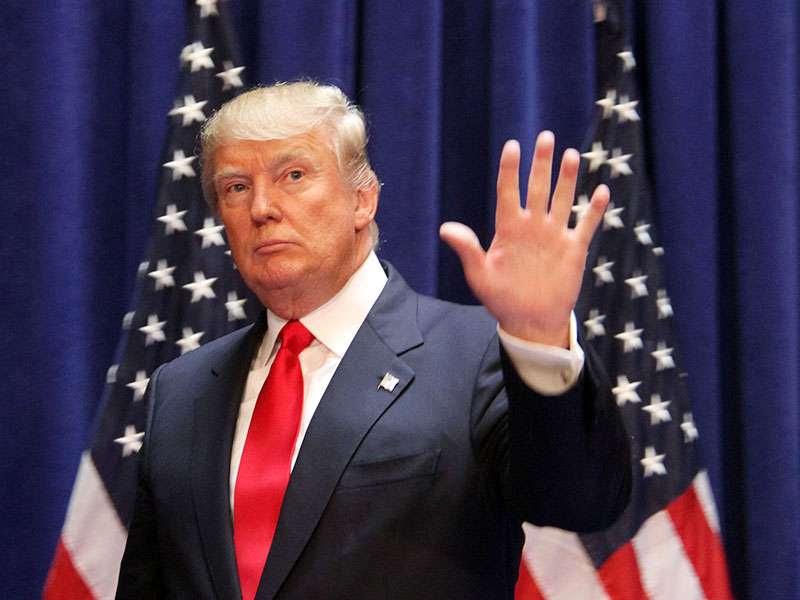 Верхушка паразитов тоже хочет жить, и будет руками Трампа наводить у себя порядок