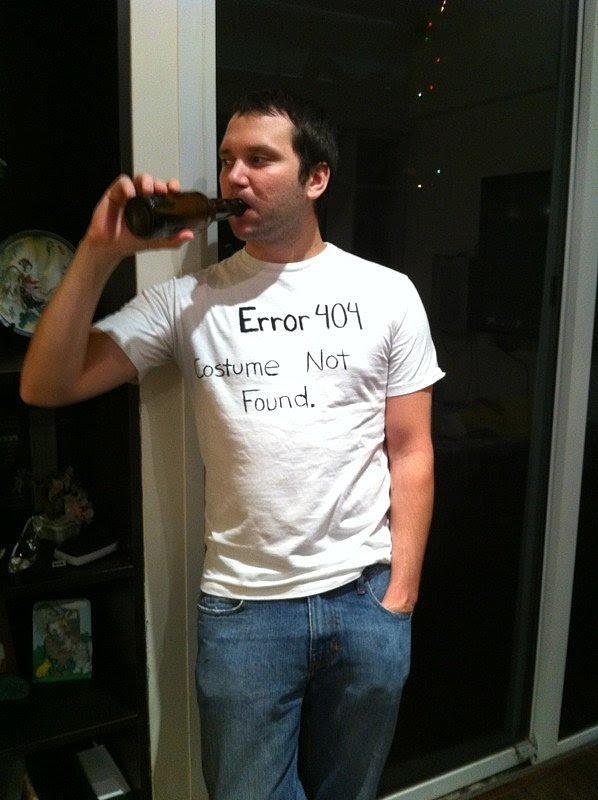 Error 404 Shirt