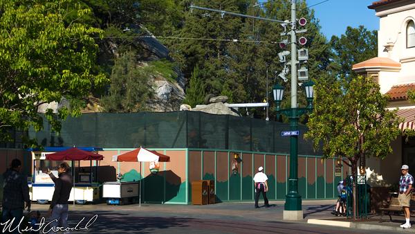 Disneyland Resort, Disney California Adventure, Buena Vista Street, Grizzly, Peak, Airfield, Condor, Flats, Refurbishment, Refurbish, Refurb