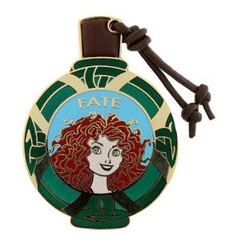 Disney Eau De Magique Pin   Perfume Bottle Merida