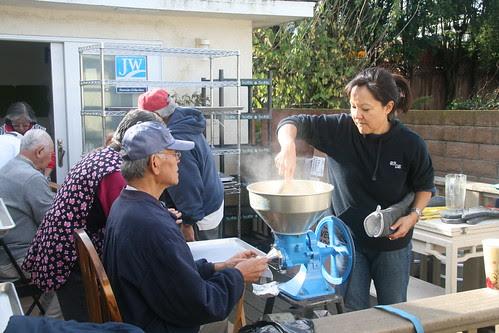 Mochi Making 2010