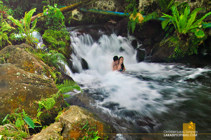 Timoga Springs in Iligan City