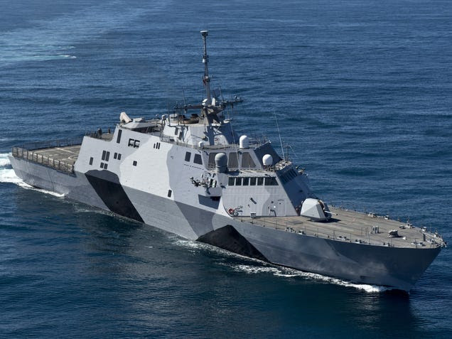 Dear US Navy: The Futuristic X3K Is What Littoral Combat Ships Should Be