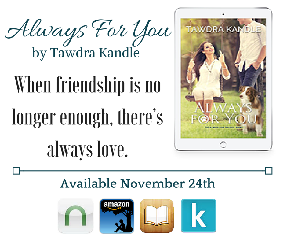 Always For You - Tawdra