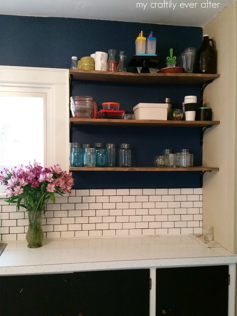 Easy Diy Kitchen Update My Craftily Ever After