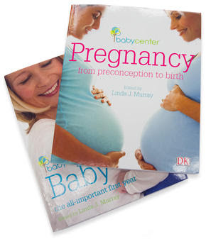 BabyCenter Baby and Pregnancy books