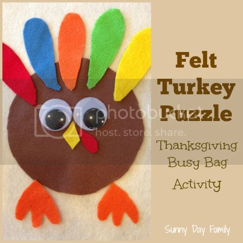 They Call It The Owl Puzzle And Love To Get Out Put Pieces Back Together This Inspired Me Make Them A Turkey Start Gearing Up