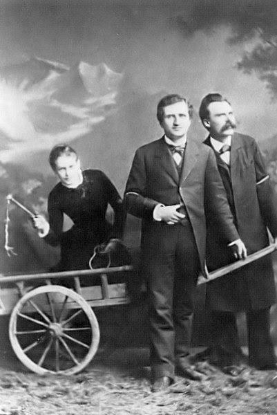 Archivo: Nietzsche paul-ree lou-von-salome188.jpg