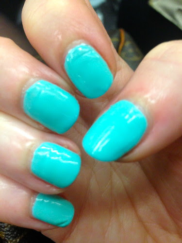 Nails Inc, Manicure, Malibutique