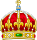 Crown of Bulgarian Queen.svg