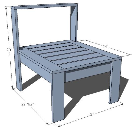 Modern Furniture Plans