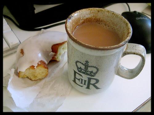 Tea & Cake!