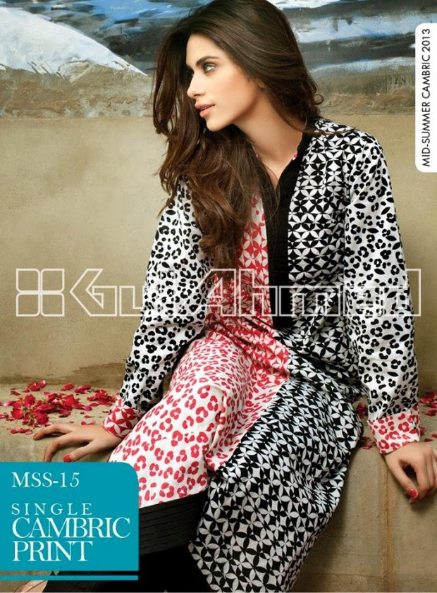 Mid-Summer-Cambric-Collection-2013-Gul-Ahmed-Printed-Embroidered-Fashionable-Dress-for-Girls-Women-5