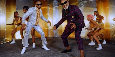 Download or Watch(Official Video) Diamond platnumz ft Koffie olomide – Waah