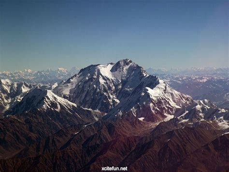 nanga parbat beautiful mountain pakistan xcitefunnet