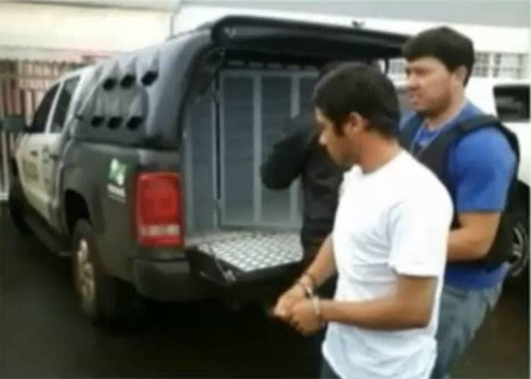 A garota tinha passado o fim de semana na casa de tios, pais de Jorge Oliveira. Segundo a polícia, o jovem tentou acariciar a menina, mas ela conseguiu se esquivar e decidiu ir embora sozinha