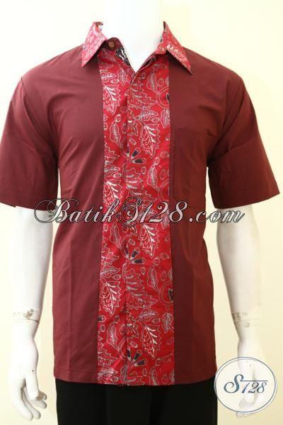 Jual Baju Batik Gaul Anak Muda Proses Printing Hem Batik