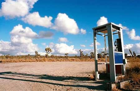 5- Cabine telefônica de Mojave