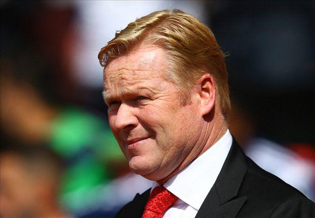 Southampton considering buying a forward, says Koeman