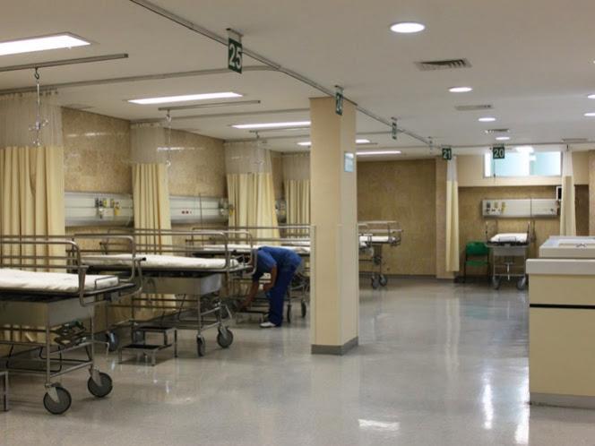 hospital en Pemex en Reynosa