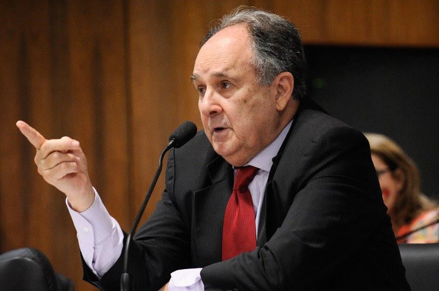 Três dispositivos do Código Penal são alterados pela proposta - Foto: Edilson Rodrigues/Agência Senado